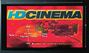 HD Cinema Logo
